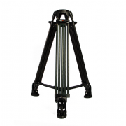 EIMAGE GC752 2 STAGE CARBON FIBER TRIPOD 75MM BALL CON MID-LEVEL SPREADER